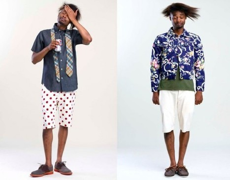 10 Greatest Men's Lookbooks for 2012 | THE LOS ANGELES FASHION | Best of the Los Angeles Fashion | Scoop.it
