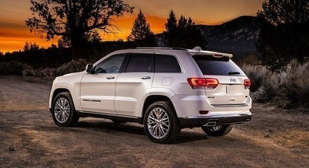 2020 Jeep Grand Cherokee Concept Redesign Rel