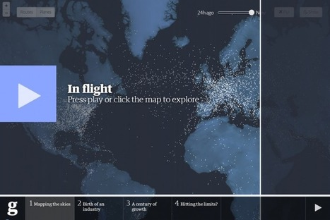 2014 Online Journalism Awards - Data visualization edition | Visual Explorations | Scoop.it