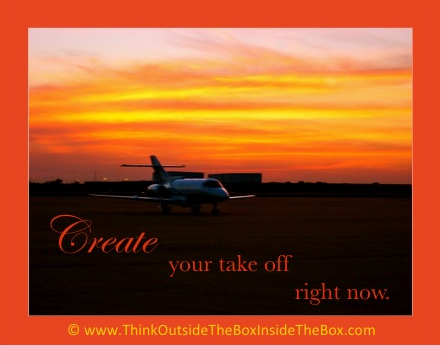 Morning Motivation—When will you take off?   Influence Leadership   Scoop.it