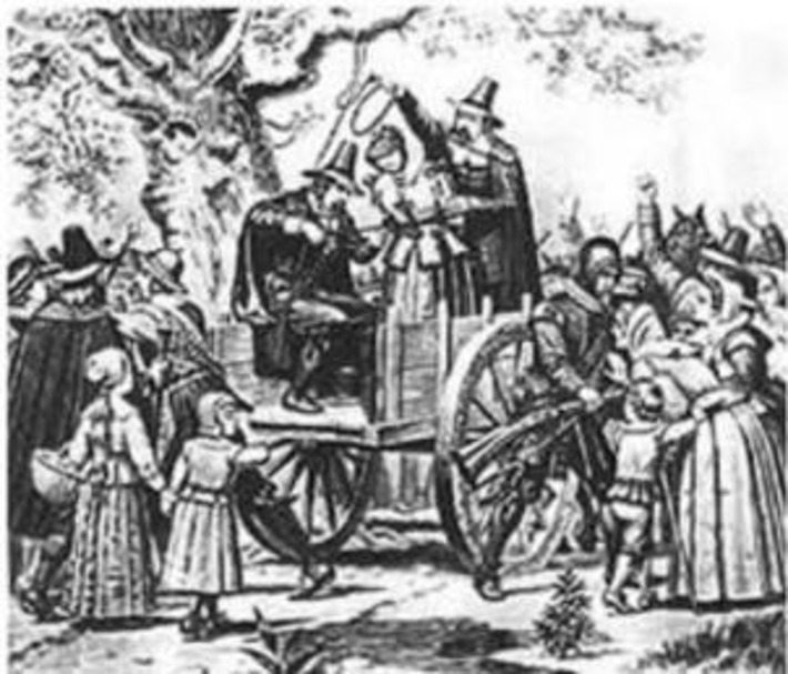 America's Forgotten First Witch | In The Name Of God | Scoop.it
