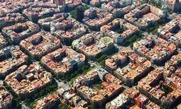 Superblocks to the rescue: Barcelona's plan to give streets back to residents | JWK Geography | Scoop.it
