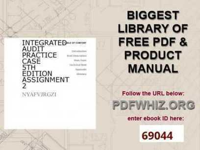 Il modellismo the pattern making book free 268 integrated audit practice case 5th edition solution manualzip fandeluxe Images