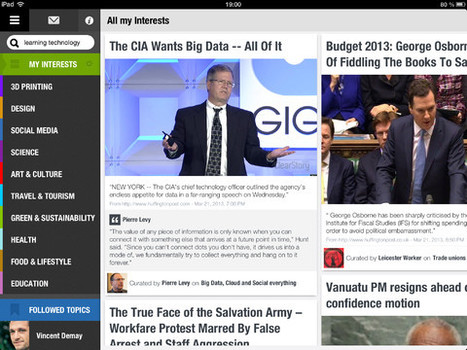 Curation Sensation Scoop.it Releases Read.it for iPad - SocialTimes | Content Curation and the Future of Delivery | Scoop.it