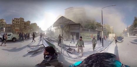 Voir un documentaire en réalité virtuelle, voici ce que ça change ! | Vous avez dit Innovation ? | Scoop.it