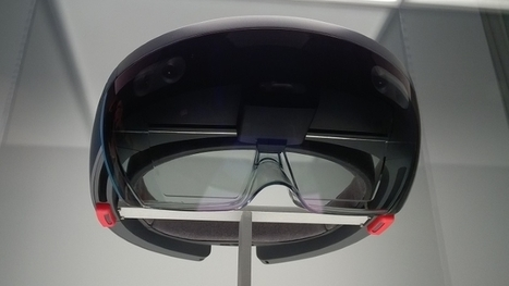 Hands On With Microsoft's HoloLens | Low Power Heads Up Display | Scoop.it