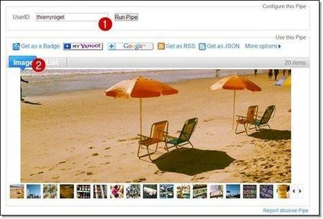 Comment faire un slideshow avec vos photos instagram ou celles d'un autre compte | réseaux sociaux et pédagogie | Scoop.it