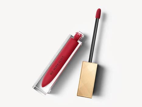 Rouge Mat Liquid de Burberry - Beauty Trips   Beauty-trips   Scoop.it