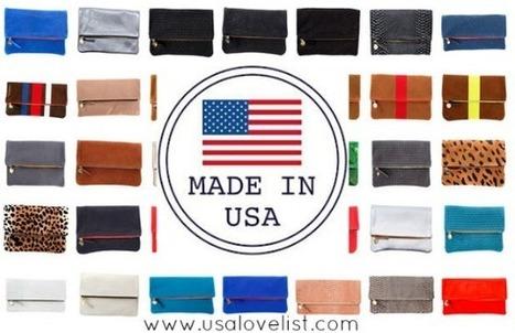 684c9ab445 American Made Handbags  The Ultimate Source List - USA Love List