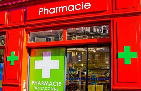 """Les beaux jours des pharmaciens sont devant eux   La pharmacie de demain sera-t-elle """"click & mortar""""?   Scoop.it"""
