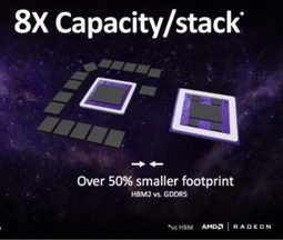 AMD Unveils Vega GPU Architecure with HBM Memory - insideHPC | opencl, opengl, webcl, webgl | Scoop.it