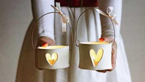 Tvoríme so Soňou: Romantický svietnik, ktorý spríjemní dlhé zimné večery | domov.kormidlo.sk | Scoop.it