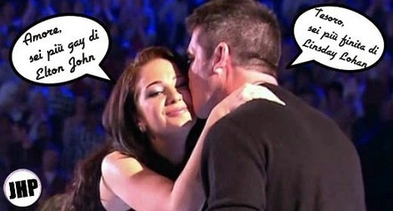 Simon Cowell è gay o forse no! - JHP by Jimi Paradise™ | GOSSIP, NEWS & SPORT! | Scoop.it