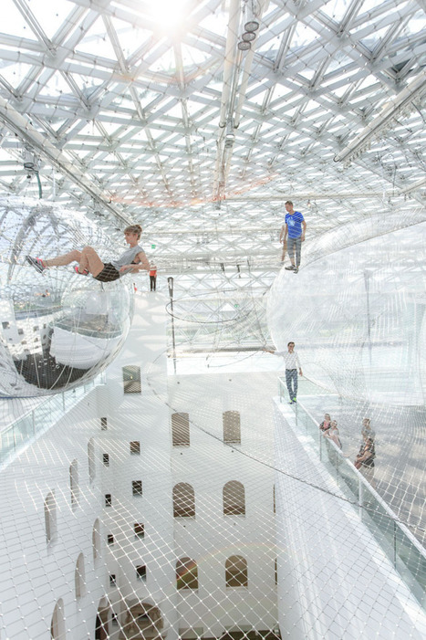 Tomás Saraceno | art-architecture | Scoop.it