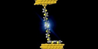 Researchers develop first ever single-molecule LED | Amazing Science | Scoop.it