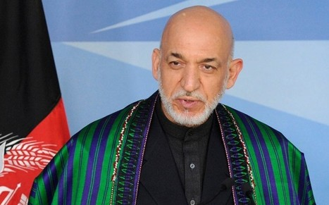 MI6 'handing bundles of cash to Hamid Karzai' - Telegraph | The Indigenous Uprising of the British Isles | Scoop.it