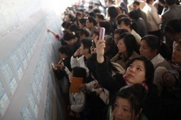 Over 27 and unmarried? In China, you're an old maid | Education in the world | Scoop.it