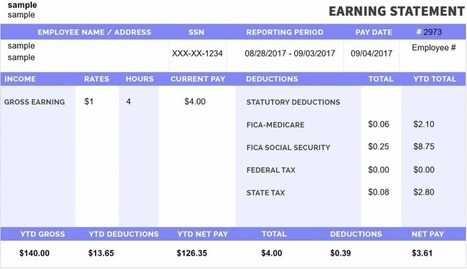 make free paystubs create a pay stub for free on paystub generator online tool