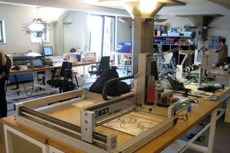 Le cégep prépare l'ouverture de son Fab Lab | Fab(rication)Lab(oratories) | Scoop.it
