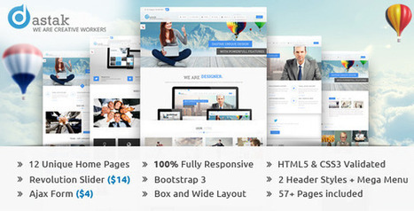 Dastak multipurpose business html web templat dastak multipurpose business html web template wajeb Image collections