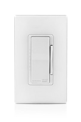 Leviton Announces Decora Smart In-Wall Dimmers and Switches with Apple HomeKit Support | Lighting Controls | Scoop.it