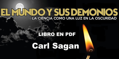 "Libro gratuito digitalizado "" El mundo y sus demonios"" Carl Sagan 