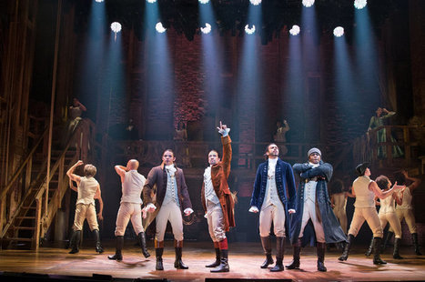 'Hamilton' Makes History With 16 Tony Nominations | Hip Hop for Social Change | Scoop.it