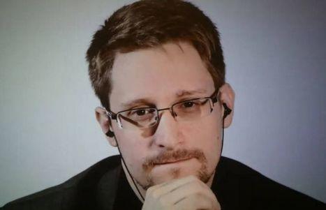 Edward Snowden reçoit un titre de résident permanent en Russie ...