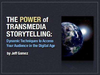 The power of transmedia storytelling | Transmedia: Storytelling for the Digital Age | Scoop.it
