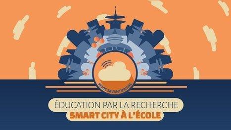 FUN - Education pour apprendre: une ville intelligente à l'école  Ressources pour le College of Technology à Scoop.it