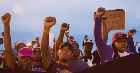 Ferguson (1:48) by Mumia Abu-Jamal | Prison Radio | SocialAction2014 | Scoop.it