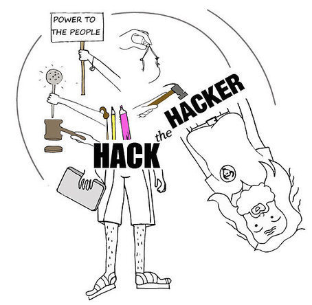 'Hackers', soldados de una revolución ética   JivaBlog   ¡¡¡Por la RSC!!!   Scoop.it