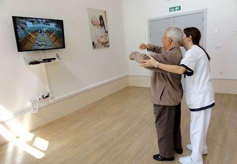 La realidad virtual, a la conquista de la telemedicina   REALIDAD AUMENTADA Y ENSEÑANZA 3.0 - AUGMENTED REALITY AND TEACHING 3.0   Scoop.it