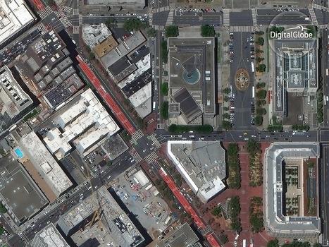 Les données d'Uber sur la circulation, une MINE d'OR pour les villes et leurs urbanistes - Politique - Numerama | URBANmedias | Scoop.it