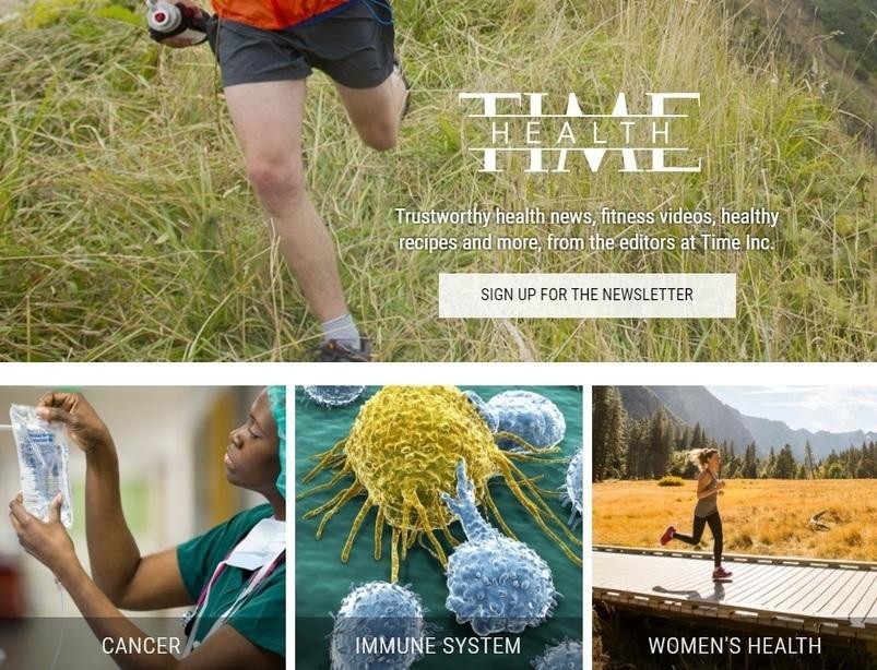 Big Media Companies Launch Health Mags To Captu