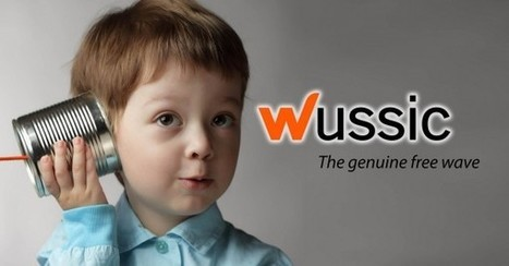 Wussic – hilo musical 100% personalizable y libre de derechos | Recull diari | Scoop.it