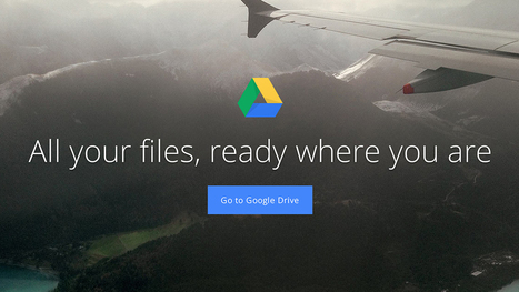 Three Uses For Google Drive That Don't Involve Docs, Sheets, or Slides | Using Google Drive in the classroom | Scoop.it
