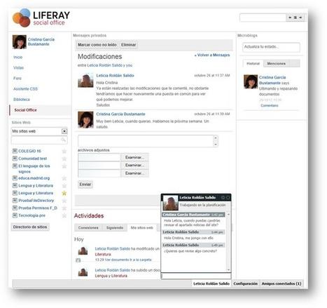 Formación corporativa: Portales de Conocimiento Colaborativos | ojulearning.es | Knowledge management, content curation, filtering systems ... | Scoop.it