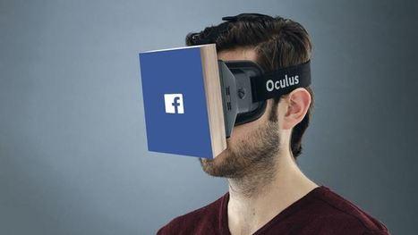 Facebook : bientôt une application de réalité virtuelle pour iOS et Android ? | Social Network & Digital Marketing | Scoop.it