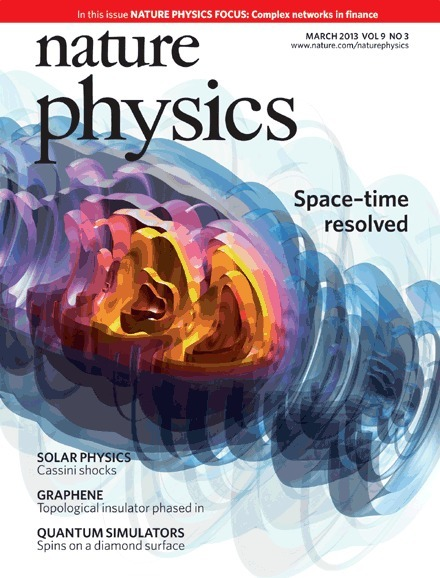 March Nature Physics: Complex Networks in Finance issue #FuturICT | FuturICT Journal Publications | Scoop.it