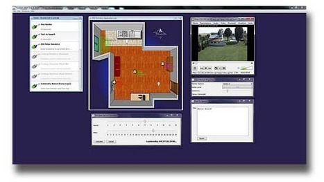 Freedomotic - Open Source Home Automation Software | Home Automation | Scoop.it