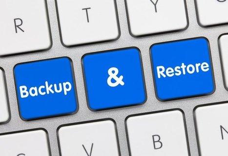 Backup une base de donnée avec Git   BaaS BackUp as a Service   Scoop.it