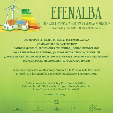 EFENALBA, ALBACETE, CASTILLA-LA MANCHA.   Aparejadores Castilla-La Mancha   Scoop.it