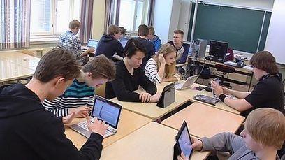 Tiimilukiossa samalla tunnilla opitaan fysiikkaa ja kuvataidetta | Opeskuuppi | Scoop.it