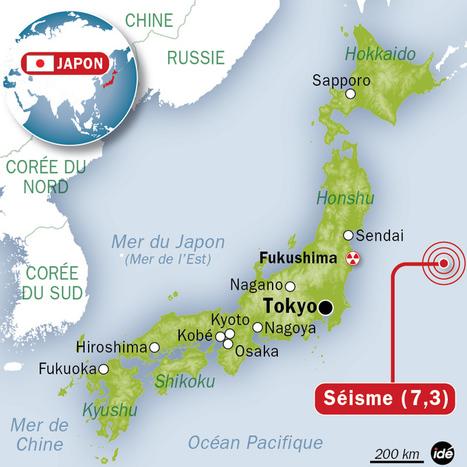 Séisme au Japon : la centrale de Fukushima évacuée, l'alerte au tsunami levée | Japan Tsunami | Scoop.it