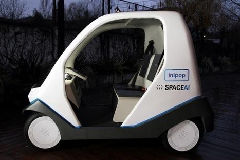 El detrás de escena del primer auto argentino que se maneja solo | Tecnología 2015 | Scoop.it