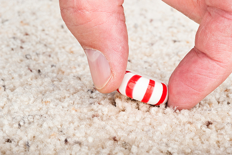 Removing Candy, Clay, Wax and Gum on Carpets | Anthems and Lullabies | Scoop.it