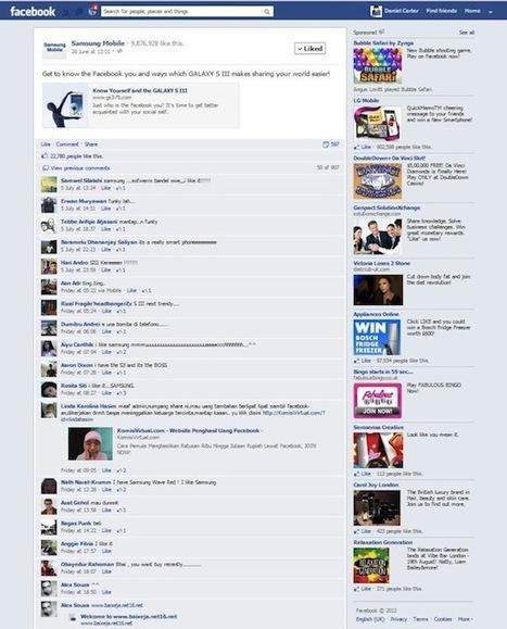 Facebook et Twitter continuent d'améliorer leurs offres publicitaires - MediasSociaux.fr | Réseaux et médias sociaux, veille, technique et outils | Scoop.it
