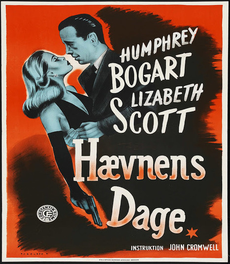 Where Danger Lives: Film Noir Movie Posters: LIZABETH SCOTT | Film-Noir for the Soul | Scoop.it