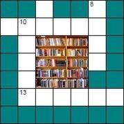 Palavras Cruzadas -Mês Internacional da Biblioteca Escolar - MIBE -Paulo Feixinho | A BRINCAR TAMBÉM SE APRENDE | Scoop.it